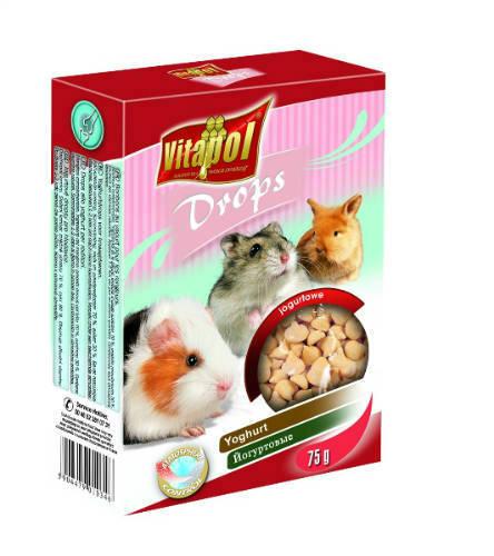 vitapol drops 75g yoghurt