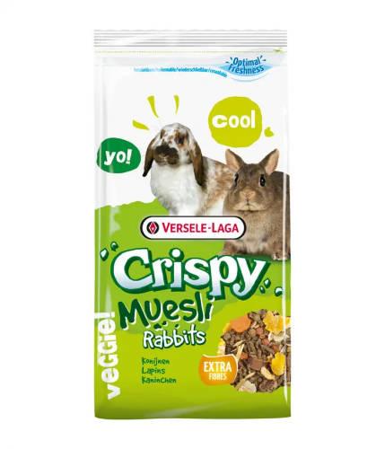 Versele-Laga Cryspy Muesli Rabbits - eleség nyulaknak (1kg)