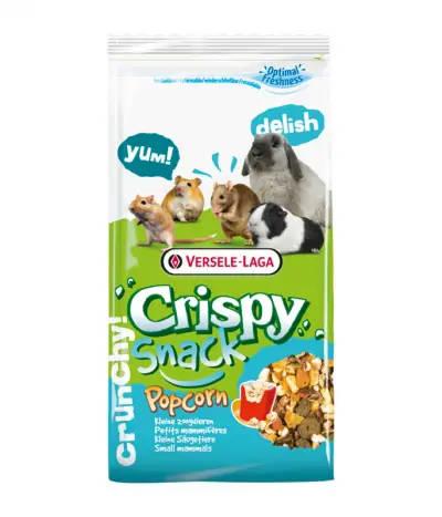 Versele-Laga Cryspy Snack Pop Corn - kiegészítő eleség rágcsálóknak (650g)