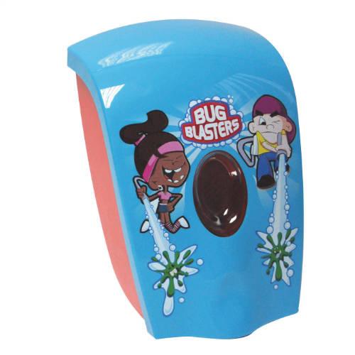 Soft Care Foam Bug Bluster gyermek szappanadagoló