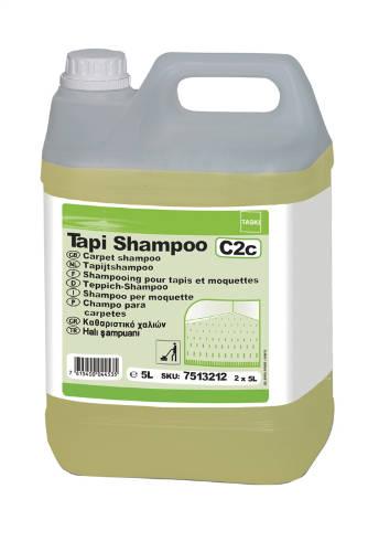 TASKI Tapi Shampoo szőnyeg- és kárpittisztító 5 l