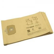 Porzsák eldobható, 15 literes 10 db/csomag TASKI Vento 15 Euro, TASKI Bora 12 porszívókhoz