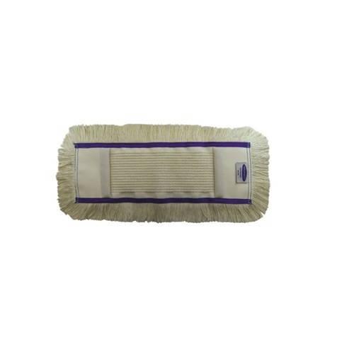 Füles és zsebes pamut mop 50 cm