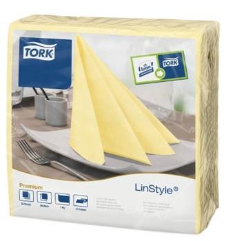 Tork Linstyle pezsgő Dinner szalvéta 50 db/csomag