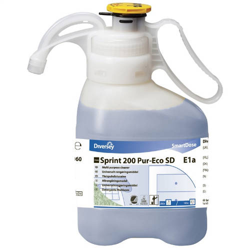 TASKI Sprint 200 Pur-Eco SD eco címkével ellátott általános tisztítószer koncentrátum 1,4 l