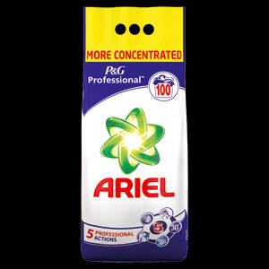 Ariel Professional White mosópor 100 mosás/7,5 kg