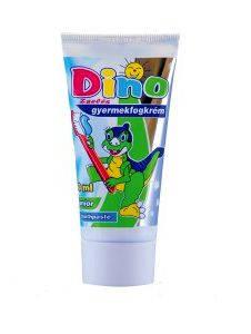 Dino zselés gyermekfogkrém 50 ml