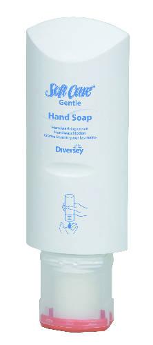 Soft Care Gentle 2 in 1 sampon és tusfürdő egyben 300 ml 28 db/karton