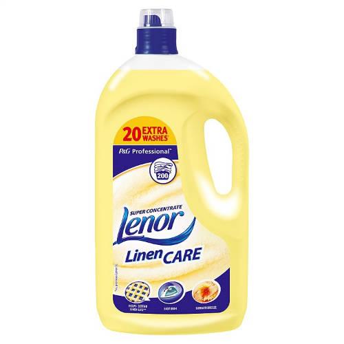Lenor Professional Summer textilöblítő 5 l - sárga