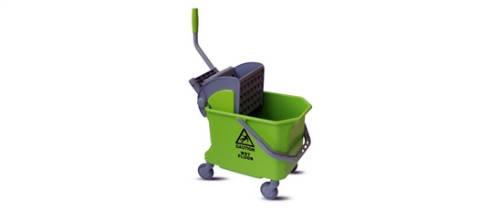 18 literes felmosókocsi Speed mop préssel