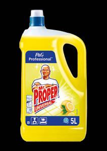 Mr. Proper Lemon univerzális padló- és felülettisztító 5 l
