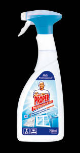 Mr. Proper 3 in 1 spray többcélú tisztítószer és ablaktisztító 750 ml
