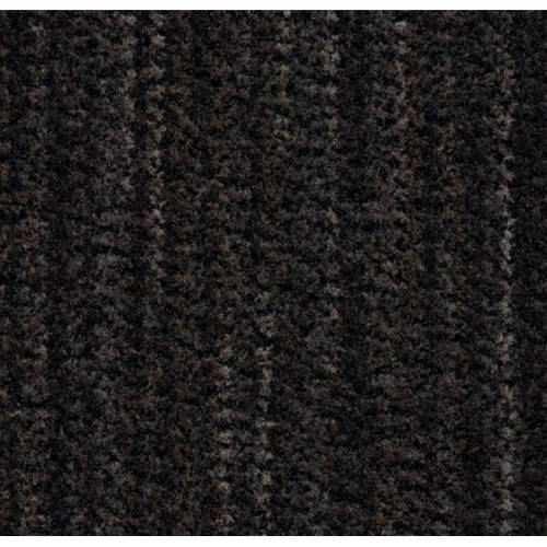 Cleartex Aktív 5745 szennyfogó szőnyeg (szürke, vékony barna csíkkal) 90x150 cm szegve
