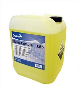 Suma Combi+ LA6 kombinált gépi mosogató és öblítőszer egyben 20 l