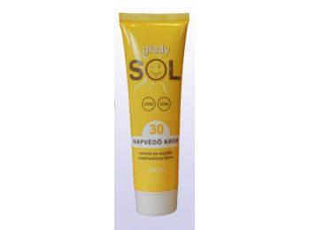 Glady Sol napvédő krém 30 faktoros 100 ml