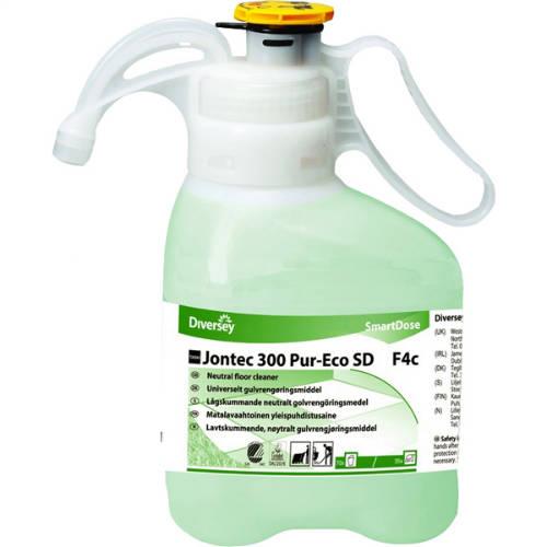 TASKI Jontec 300 Pur-Eco SD eco címkével ellátott általános tisztítószer koncentrátum 1,4 l