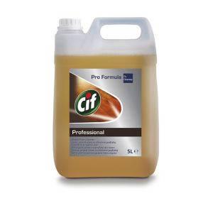 Cif PF. Wood Floor Cleaner fatisztító- és áplószer 5 liter