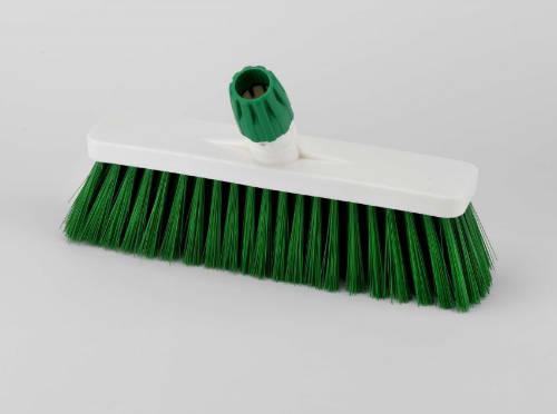 Aricasa higiéniai tolóseprű 30 cm 340x75x115 mm zöld