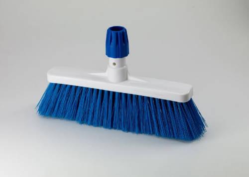 Aricasa higiéniai seprű rövidszálú 340x75x195 mm kék