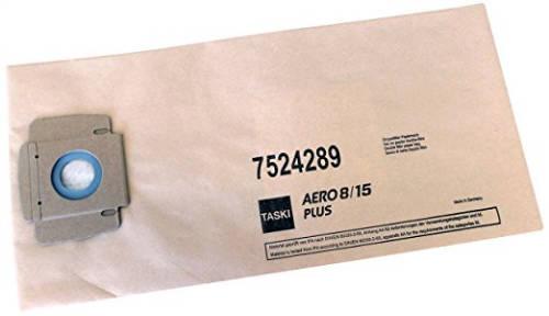 TASKI Aero 8/15 eldobható papír porzsák szűrővel 10 db/csomag