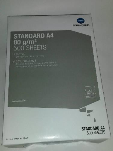 Fénymásoló papír 80g 500 lap/csg
