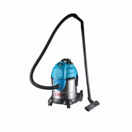 Roly száraz-nedves porszívó INOX 1200W