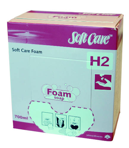 Soft Care Foam Soap kézmosó habszappan 700 ml
