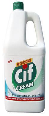Cif Prof. Cream folyékony súrolószer 2 l