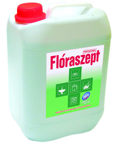 Flóraszept folyékony fertőtlenítő 5 l