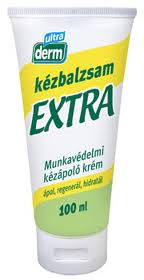 Ultra Derm kézbalzsam extra 100 ml