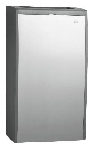 Tork hulladékgyűjtő, alumínium 50 literes - KIFUTÓ TERMÉK