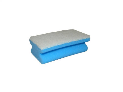 Taski szivacs kék 13 x 7 x 4,5 cm