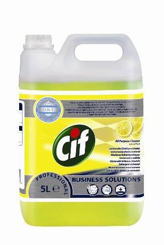 Cif Prof. APC Lemon Fresh általános felülettisztítószer citrom illattal 5 l