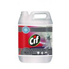 Cif Prof. Washroom 2 in 1 szaniter tisztítószer 5 liter