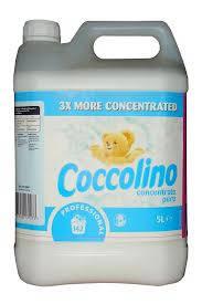 Coccolino Prof. Pure concentrate öblítő koncentrátum 5 l