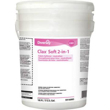 Clax Soft 2 in 1 53B1 citromsav bázisú semlegesítőszer, öblítővel 20 l