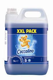 Coccolino Prof. Concentrate (blue) öblítő koncentrátum 5 l