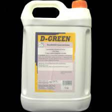 D-Green textilöblítő koncentrátum (1:9) 5 l