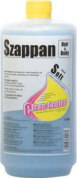 Soft hair&body folyékony szappan 1 l